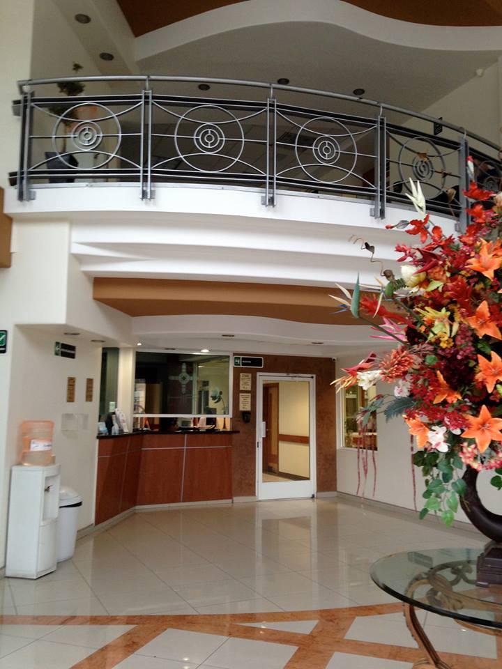 lobby Hospital Insurgentes Rio