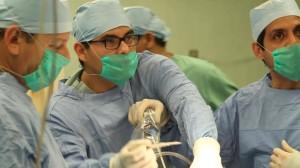 surgery 300x168 Dr Alberto Michel CV